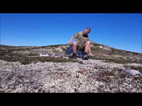 Hardangervidda 2016 - Solotrip in the Norwegian Wilderness