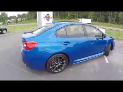 Walkaround Review of 2018 Subaru WRX R04047