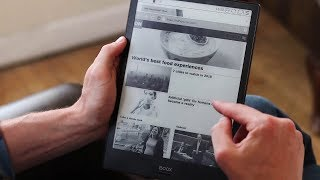 BOOX, Android Ebook Readers and EInk Tablets