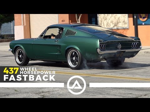 Coyote Swapped 1967 Ford Mustang Fastback Revisited