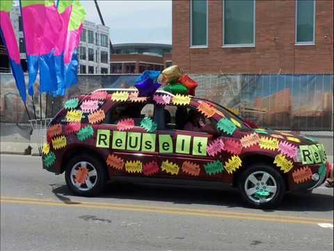 Columbus, Ohio PRIDE Parade 2012 - Part 1 & Part 2 - YouTube