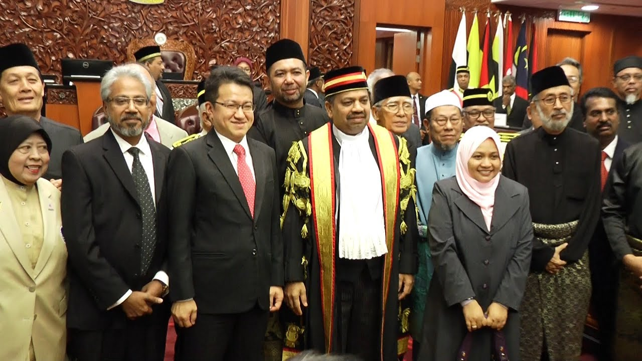 Eight new Senators in Dewan Negara