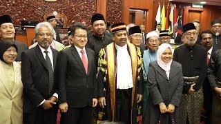 Eight new Senators in Dewan Negara