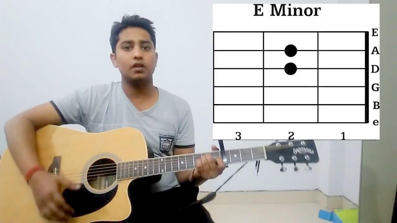 Pehli Dafa Atif Aslam Song Guitar Chords Lesson Easy Strumming