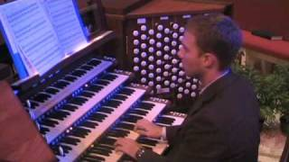 Paul Halley - Outer Hebrides (a fantasia on 3 traditional Celtic melodies); Garrett F. Martin, organ