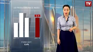 InstaForex tv news: USD to close week in negative territory  (16.02.2018)
