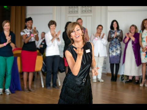 Speak up & Lead Talk with Gisela Rocha