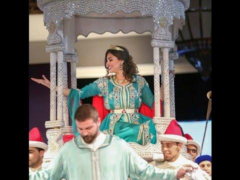 Mariage de Gaye Turgut (Manar) et Deniz Evin (Mahmoud) au Maroc