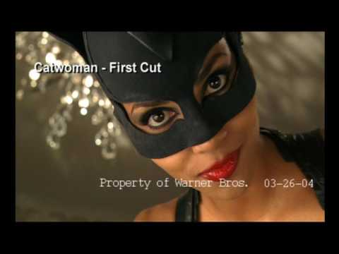 Catwoman 2004 deleted part catwoman and Laurel talking