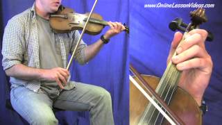 MAIDENS PRAYER - Bluegrass Ballad Fiddle Lessons taught by Ian Walsh