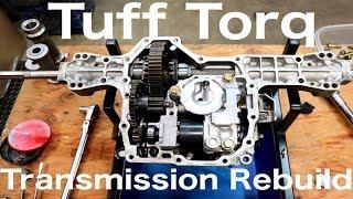 How To Rebuild A Tuff Torq Hydrostatic Transmission
