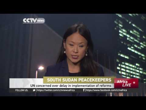 South Sudan: UN concerned over delay in implementation of reforms