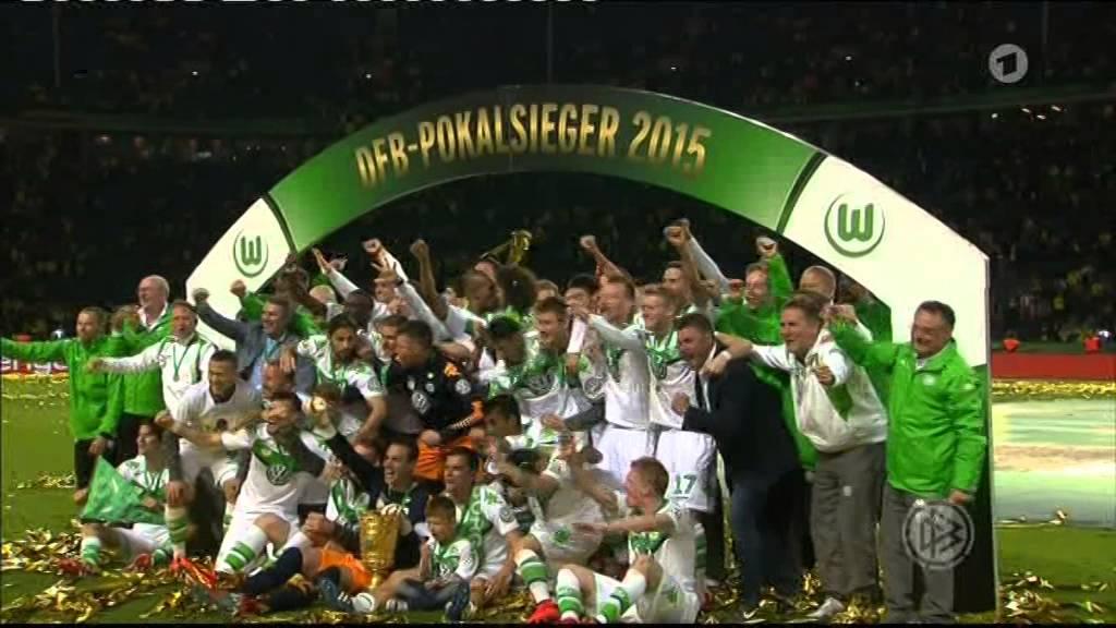 Vfl Wolfsburg Dfb Pokal Finale