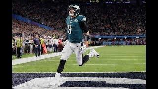 Top Dogs: Eagles Dethrone The Patriots, Win Super Bowl LII