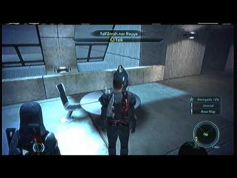 Mass Effect -Paragon Renegade Achievement Glitch.wmv
