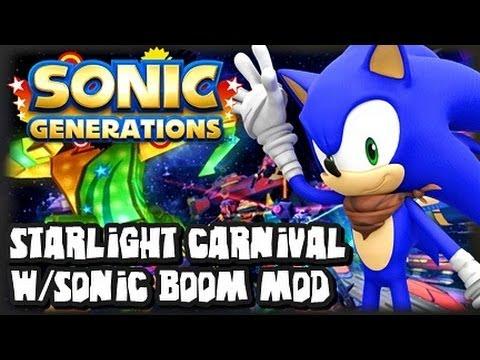 Sonic Generations моды скачать - фото 8