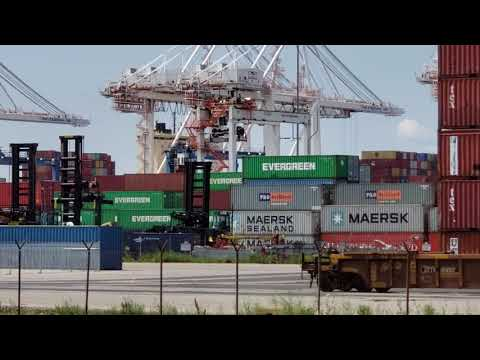 Overview of Marine Terminal operations