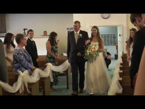 Alex & Brandon Guffey Wedding Highlight