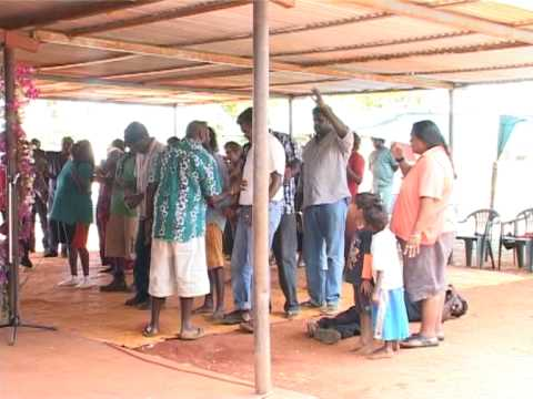 Aboriginal Christian Revival Meeting Bidyadanga