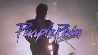 Purple Rain (Prince and The Revolution) Tribute Cover
