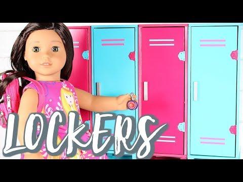 DIY  School Locker