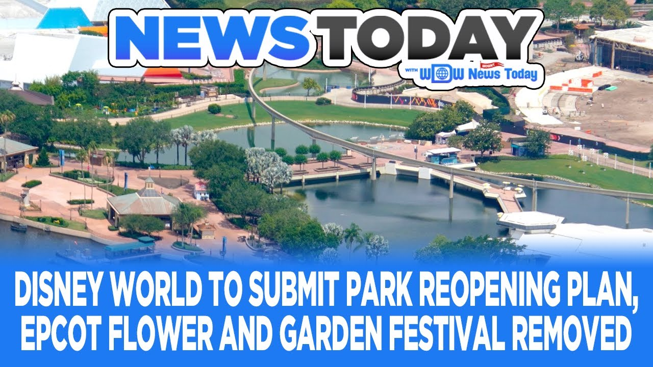 Disney World has plans to reopen this summer  but no hugging ...
