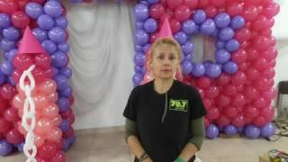 Video Taller de Globologia y Decoración con Globos Temática Castillo/Carruaje-  Graciela Noemí Sanabria N9 download MP3, 3GP, MP4, WEBM, AVI, FLV Juni 2018