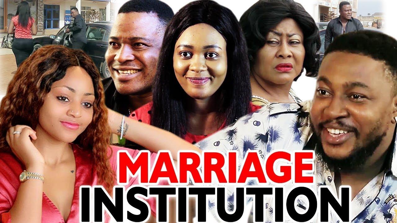 Download Marriage Institution Season 1&2...Regina Daniels 2019 Latest Nigerian Nollywood Full Movie HD