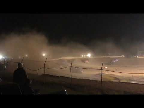 Chad Roush Feature Midway Speedway 10/5/19