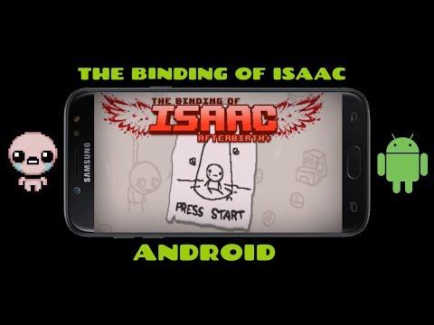 БОЛЬШОЕ ОБНОВЛЕНИЕ! THE BINDING OF ISAAC ANDROID!