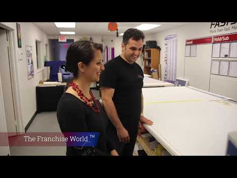 1- Fastsigns Franchise - A Look Into The Actual Production