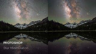 Basic Photoshop Milky Way Stacking & Blending Tutorial