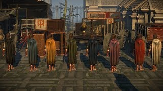 Path of Exile: Coloured Hooded Cloaks