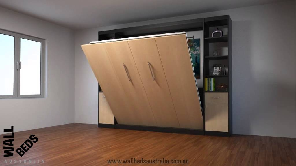 Wallbeds Australia Alpha Bed Diy Kit Youtube
