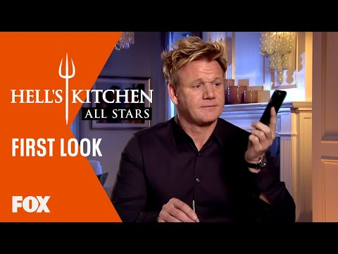 Sneak Peek: 16 All Star Chefs Get Called To Cook | Season 17 | HELL'S KITCHEN: ALL STARS