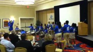 Wayne County Boys and Girls Clubs Drumline 10/7/11