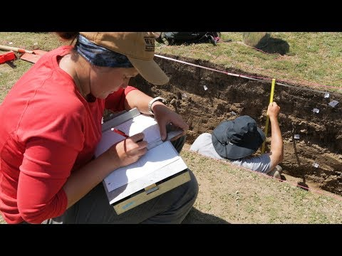 Lost City: Geoarchaeology