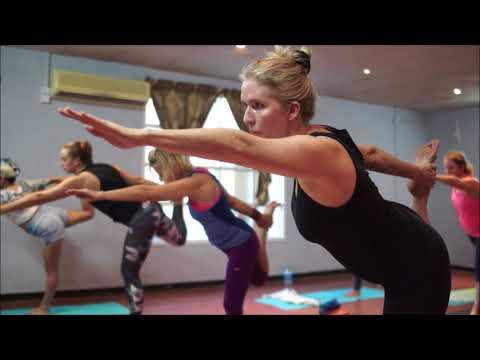 "Dynamic Hot Yoga Doha ""Some like it hot!"""