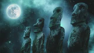 Fantasy Four Rock Statue