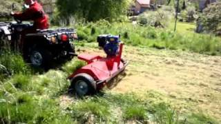 ATV flailmower