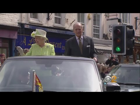 Queen Elizabeth Marks 91st Birthday