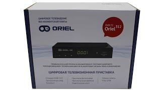 Oriel 312 - обзор (часть 2) ТВ ресивера DVB-T2