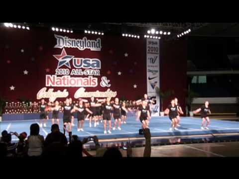 PREMIER All Male - USA 2010 All-Star Nationals, Large Co-Ed Open Level 6 Finals