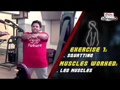 What's Your Body Type - Endomorph Workout