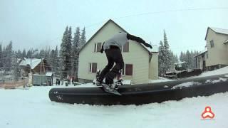 видео Гірськолижні тури