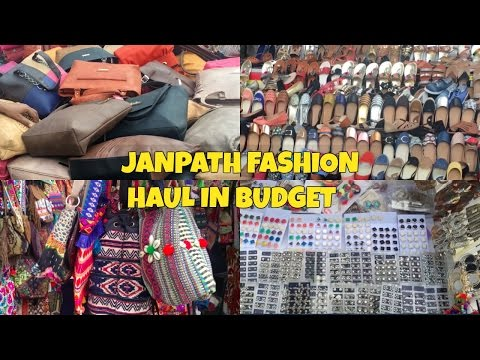 Janpath market shopping guide | Cheapest haul in Rs.1000 | Affordable street fashion