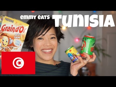 Emmy Eats TUNISIA – tasting Tunisian treats