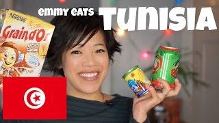 Emmy Eats TUNISIA – tasting Tunisian treats