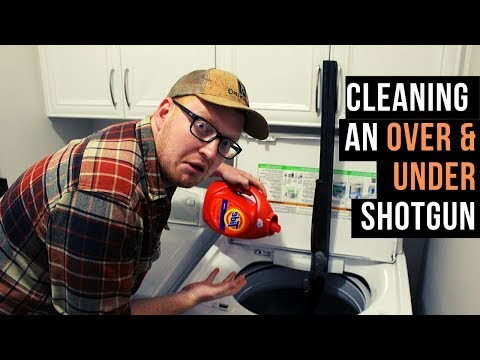 How To Clean An Over & Under Shotgun