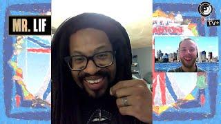 "Mr. Lif - interview pt. 2: ""I Phantom"", Def Jux, El-P before Run The Jewels, funny MURS story"
